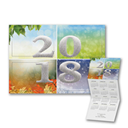 Change of Season - Calendar Card